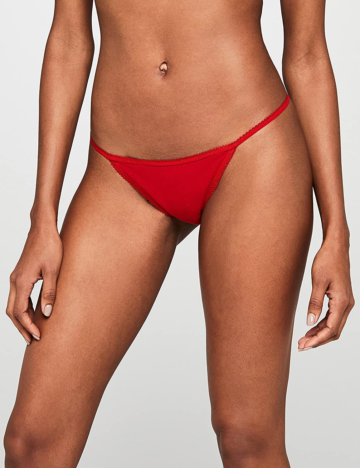 Brand Pack of 5 Iris /& Lilly Womens G String Thong