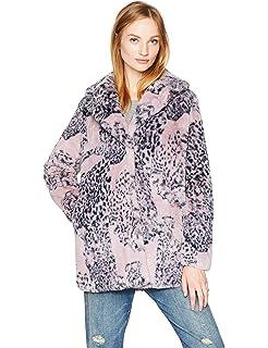 10d04d3e15787b Guess Women's Giacca Costanza Jacket Coat: Amazon.co.uk: Clothing