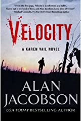 Velocity (The Karen Vail Series, Book 3) Kindle Edition