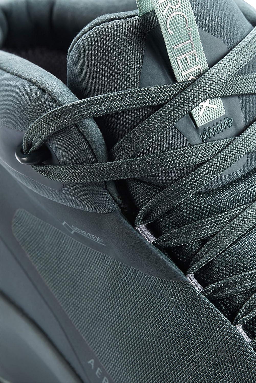 Arcteryx Aerios FL Mid GTX Shoes Women Black Sapphire//Binary 2020