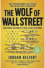 The Wolf of Wall Street (English Edition) Edición Kindle