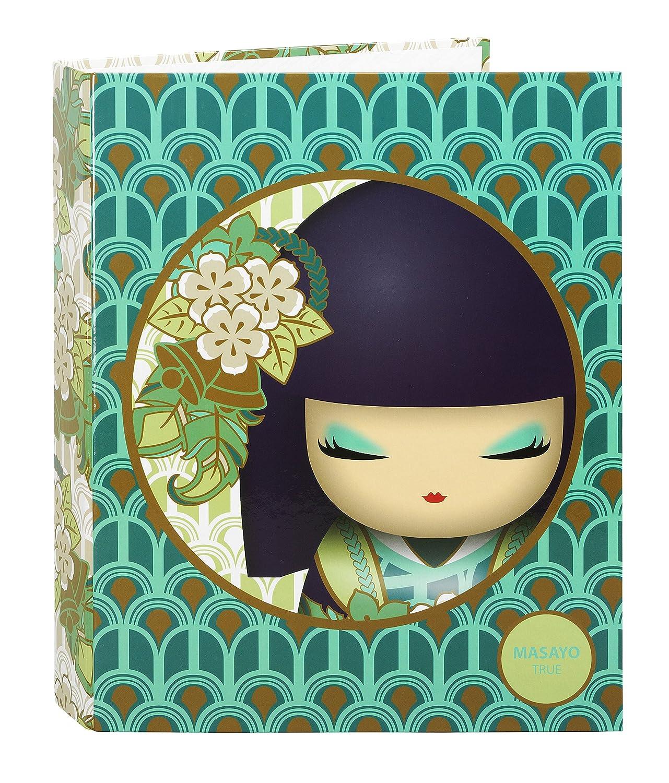Kimmidoll- Carpeta cartón Folio 4anillas Lomo Ancho (SAFTA 521531657)