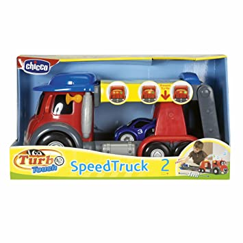 Image Unavailable. Image not available for. Color: Chicco speed truck turbo touch