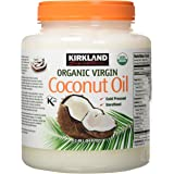 Kirkland Signature Organic Coconut Oil 84 Fl. Oz.