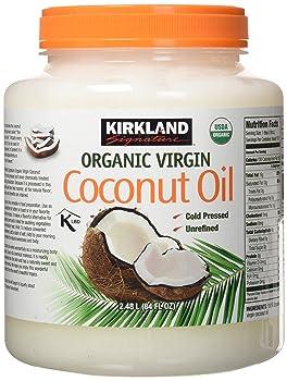 Kirkland Signature Unrefined Coconut Oil