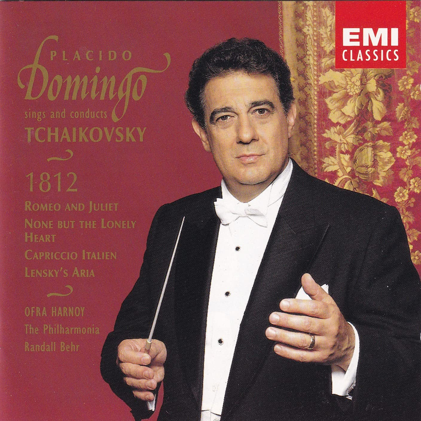 Domingo Conducts Sings Quantity limited Ranking TOP10 Tchaikovsky
