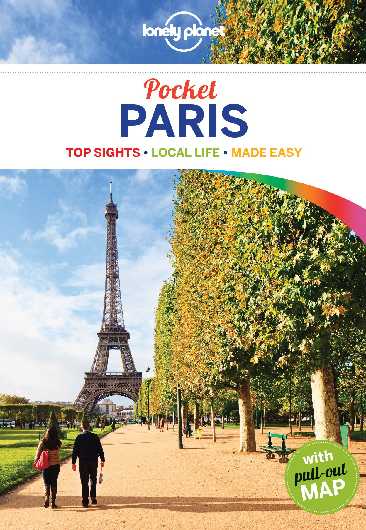 Lonely Planet Pocket Paris Travel product image