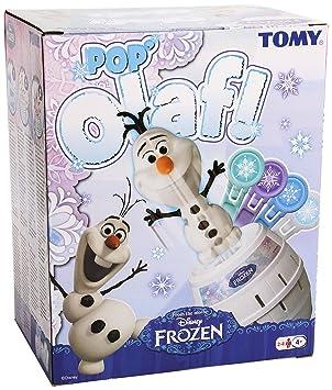 1f243327e8 Giochi Preziosi - Frozen  Olaf Pop Up Table Game  Amazon.co.uk  Toys ...
