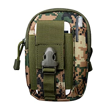 WOLFTEETH Multilayer Classic Camouflage Vape Travel Carry