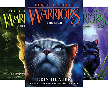 Warriors: Power of Three (6 book series) Kindle Edition