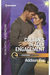 Colton's Deadly Engagement (The Coltons of Red Ridge Book 2) Kindle Edition
