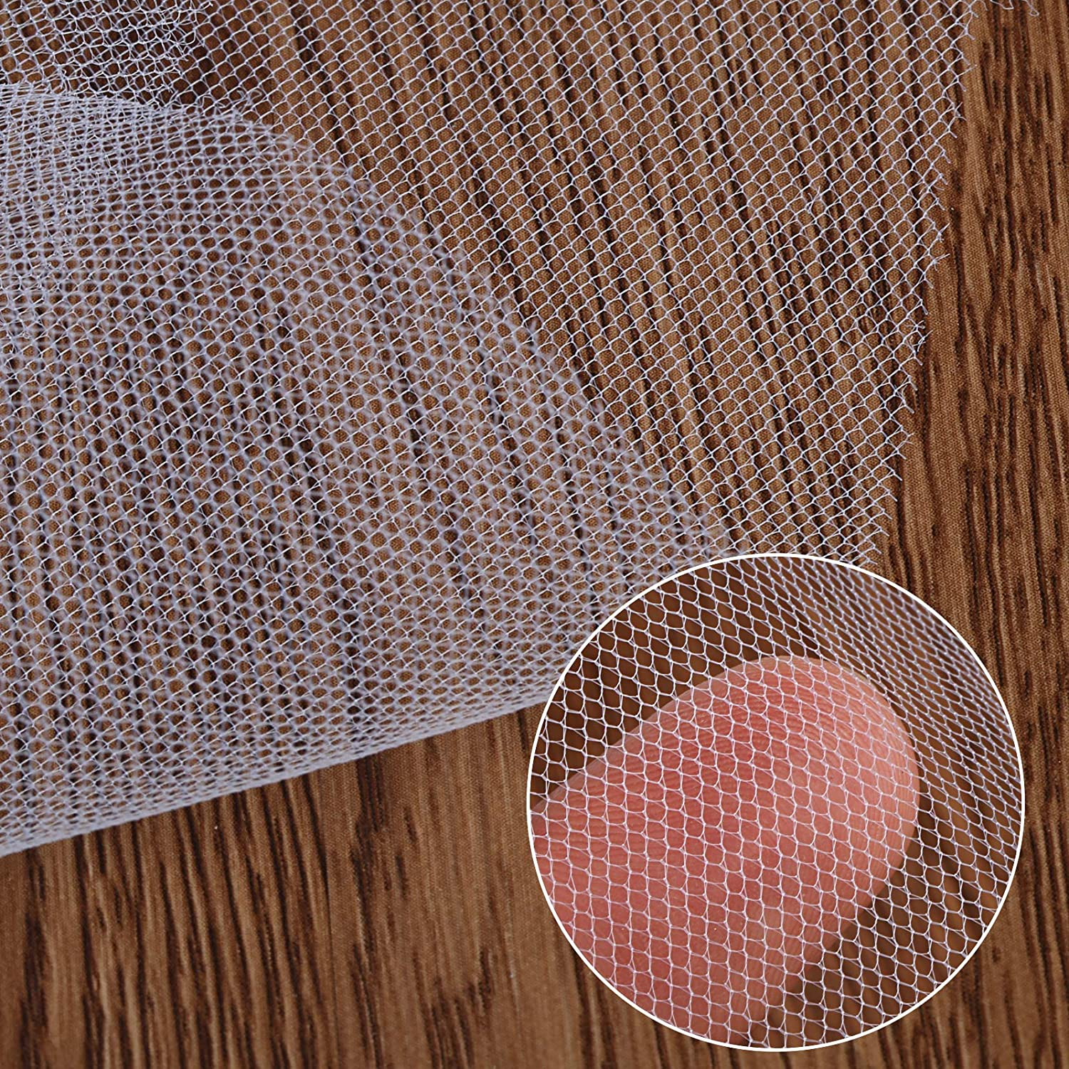 Birthday Wedding Party Fabric Spool Tulle for Baby Shower Naler 100 Yards Tulle Roll Festival Favor Decoration DIY Craft