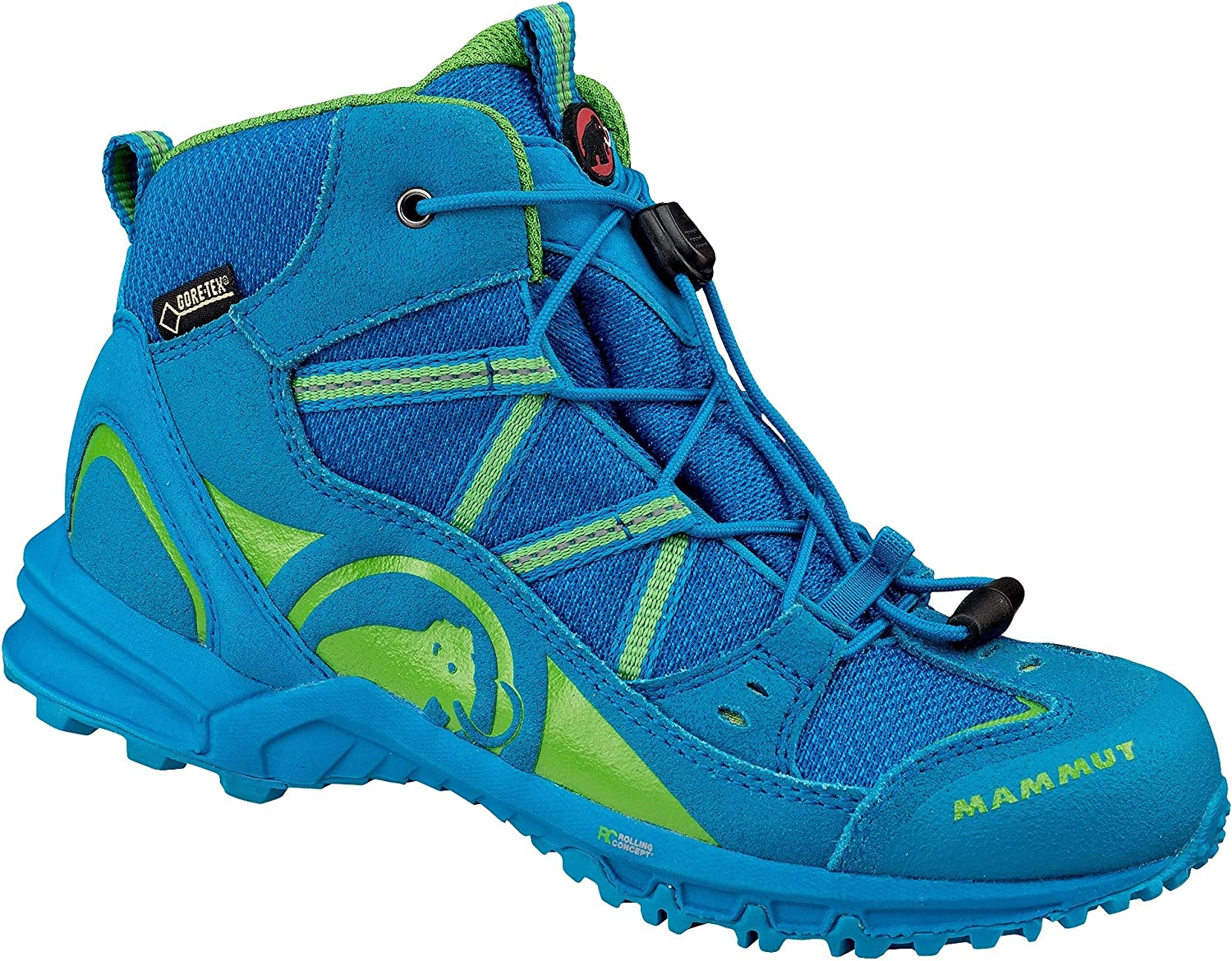 Mammut Nova Mid GTX® Kids (Backpacking/Hiking Footwear (Mid)): Amazon.es: Deportes y aire libre