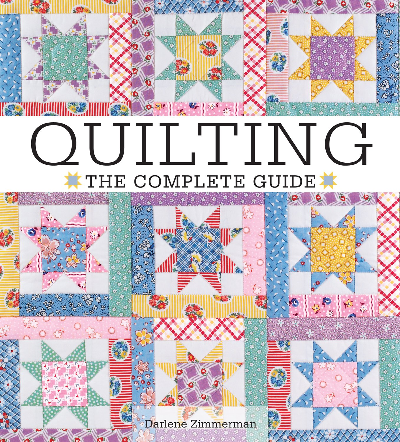 Quilting - The Complete Guide PDF ePub book