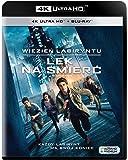 Maze Runner - Die Auserwahlten in der Todeszone [Blu-Ray 4K]+[Blu-Ray] [Region Free]