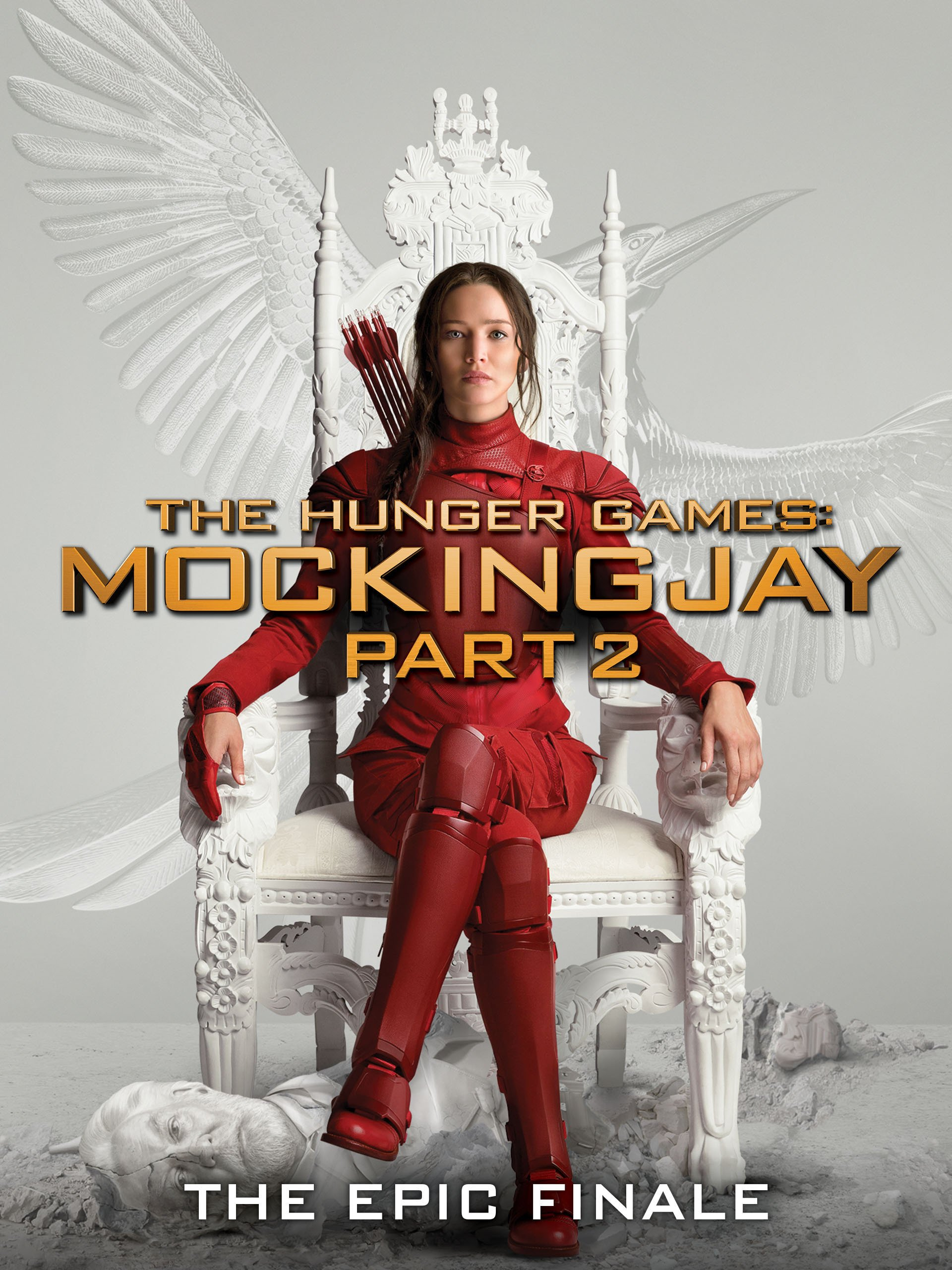 Amazon.com: The Hunger Games: Mockingjay - Part 2: Jennifer Lawrence, Josh  Hutcherson, Woody Harrelson, Elizabeth Banks: Amazon Digital Services LLC