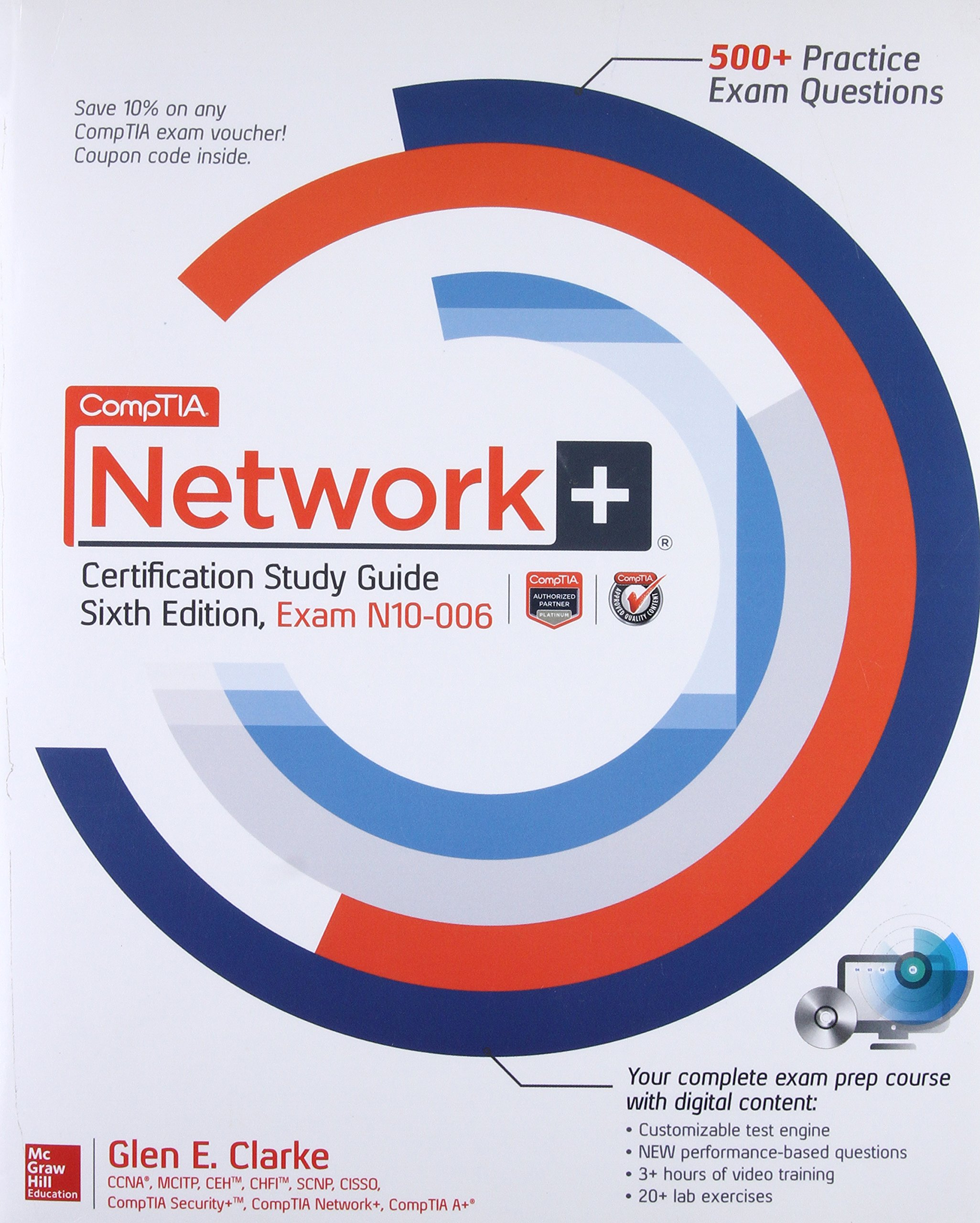Buy comptia network certification study guide sixth edition buy comptia network certification study guide sixth edition exam n10 006 certification press book online at low prices in india comptia network xflitez Choice Image