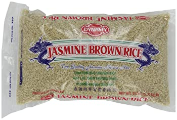 Dynasty 5-Pound Jasmine Brown Rice