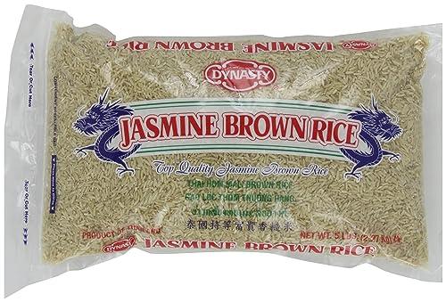 Dynastia Jasmine Brown Rice