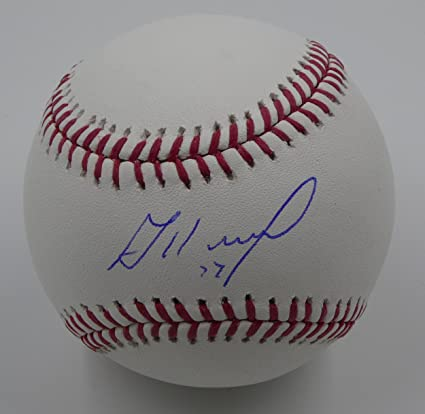 15b72417ff9 Image Unavailable. Image not available for. Color  Jose Altuve Signed  Baseball - Rawlings Official Major League ...