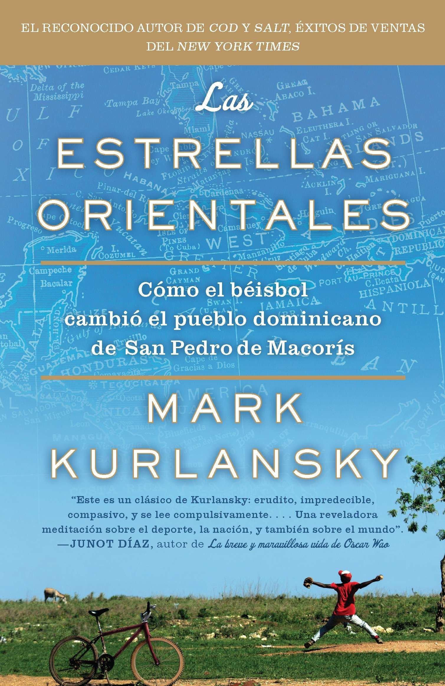 Read Online Las Estrellas Orientales: Como el beisbol cambio el pueblo dominicano de San Pedro deMacoris (Spanish Edition) pdf