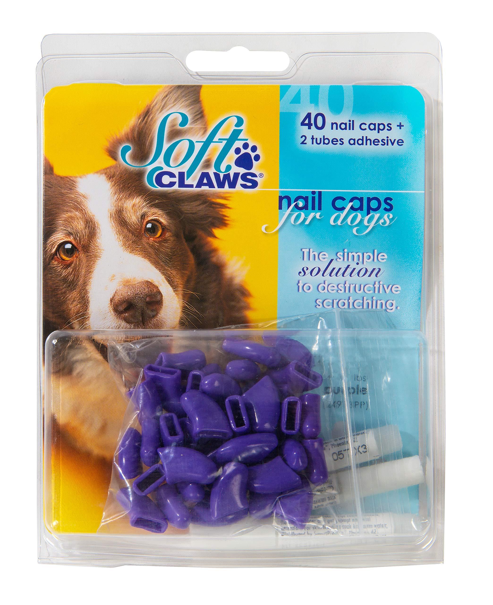 SC Nail-Nail ZX432 10 279 Canine Pet Nail Care, Purple