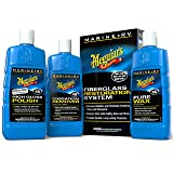 MEGUIAR'S M-4965 MG Fiberglass Oxidation Removal Kit