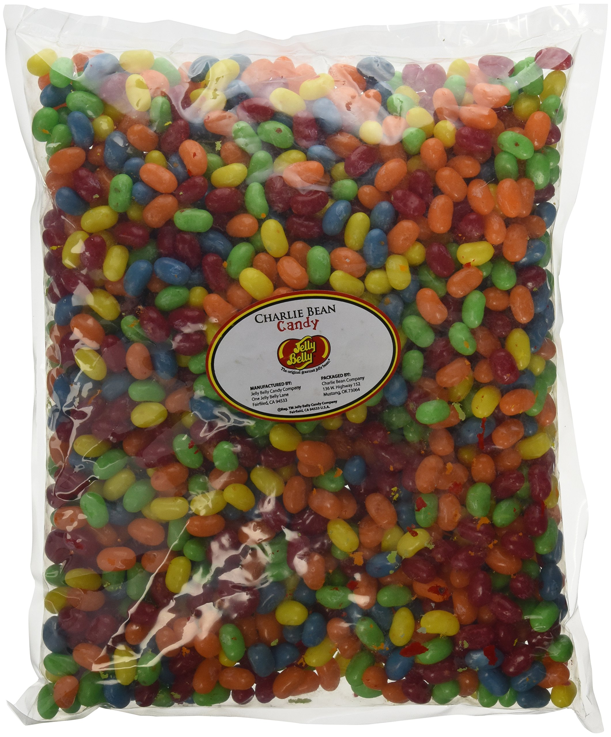 SOURS MIX Jelly Belly Beans ~ 4 Pounds