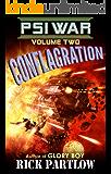 Conflagration (Psi War Book 2)