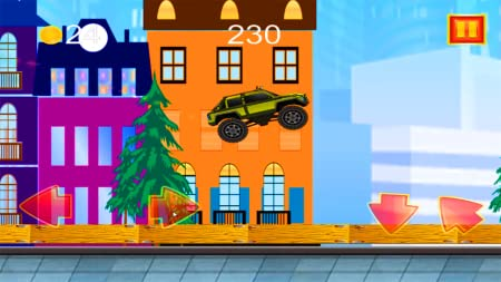 Amazon com: Super Monster Truck: Appstore for Android