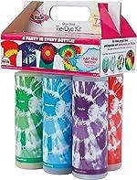 Tulip X-Large Block Party Tie Dye Kit - (6) 16oz Squeeze