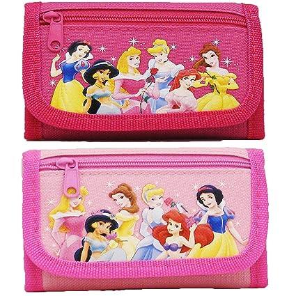 Estuches de princesas Disney (2 unidades): Amazon.es: Oficina y papelería