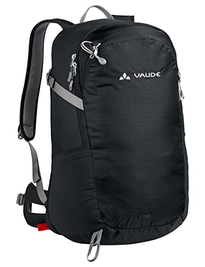 2cffa7f993bffb Amazon.com : VAUDE Wizard 24+4, Black : Sports & Outdoors