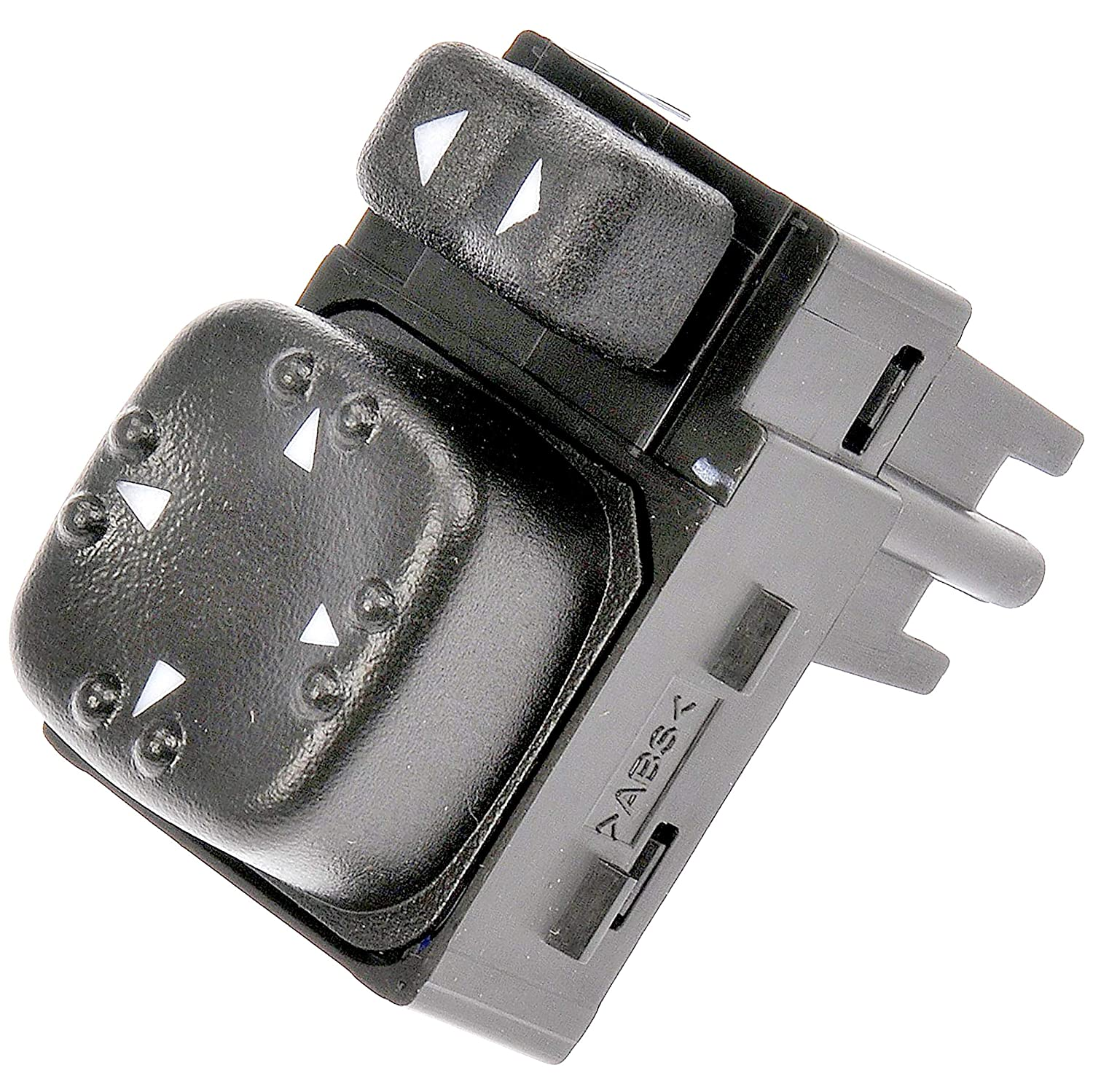 APDTY 012235 Power Mirror Adjust Switch Fits 2000-2002 Chevy Avalanche Silverado Suburban Tahoe GMC Denali Sierra Yukon 2002 Cadillac Escalade (Front Left; Replaces 19259975, 15045085)