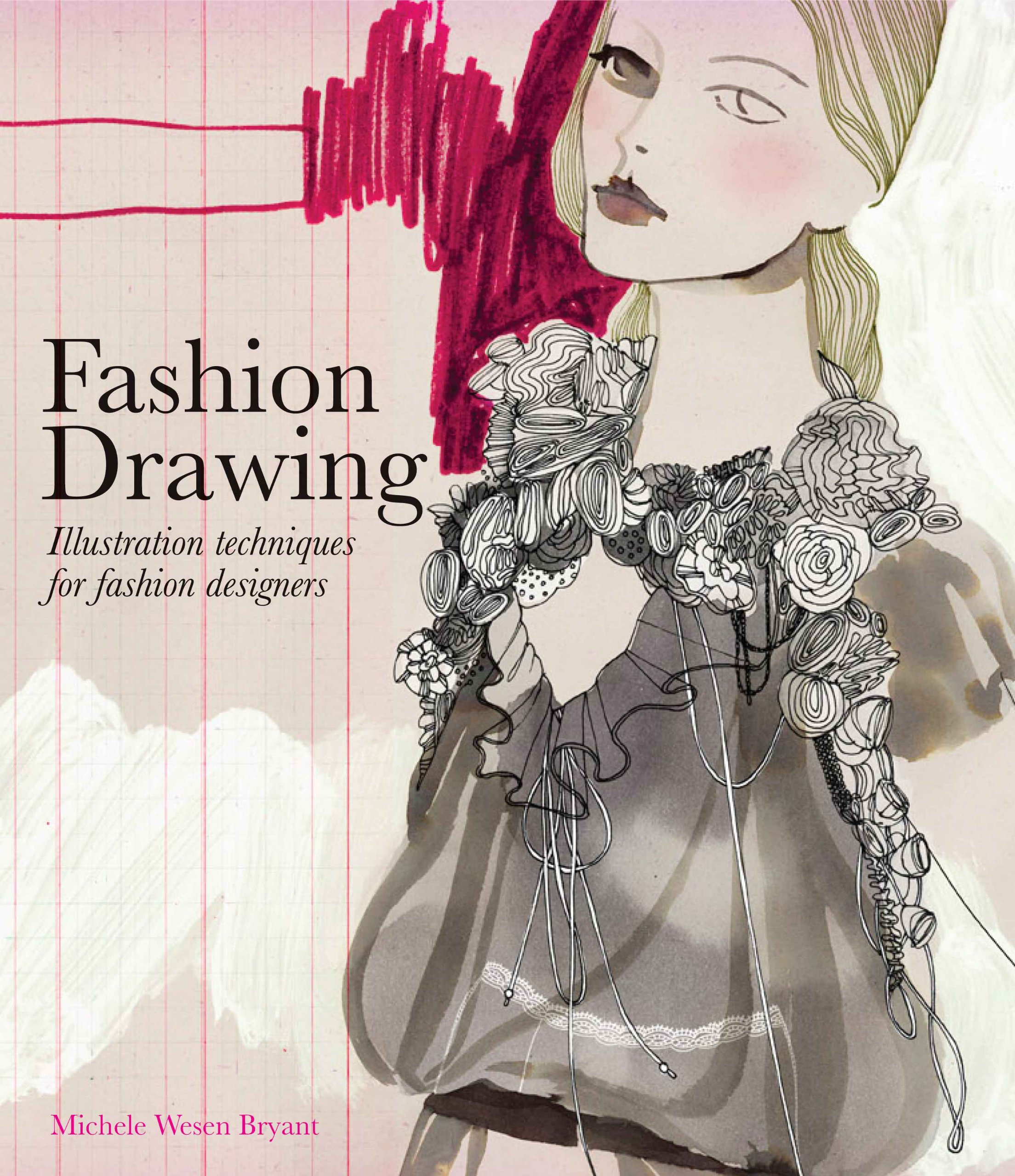 Complete book of fashion illustration 68
