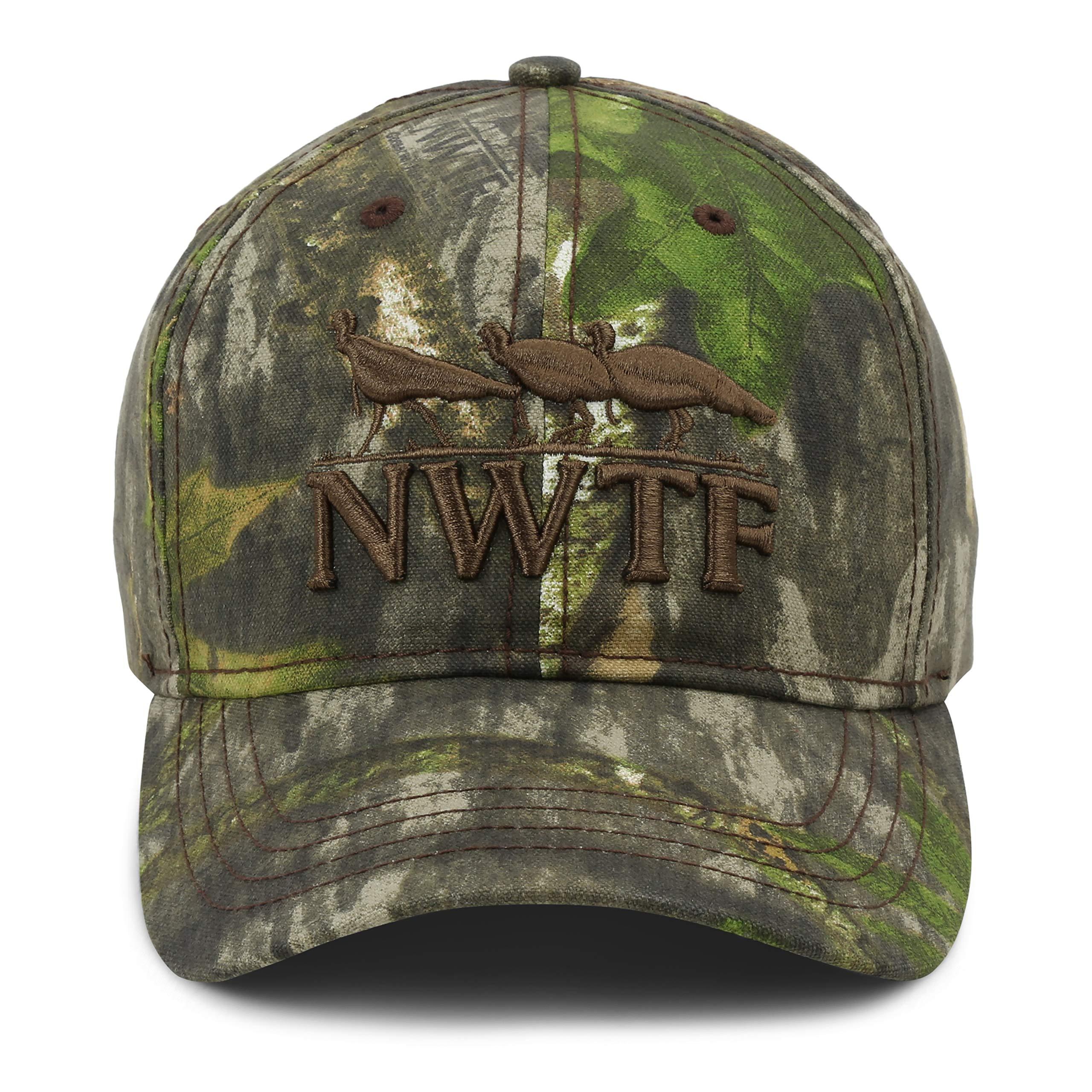 NWTF Mossy Oak Camo Cap by National Wild Turkey Federation (Image #2)