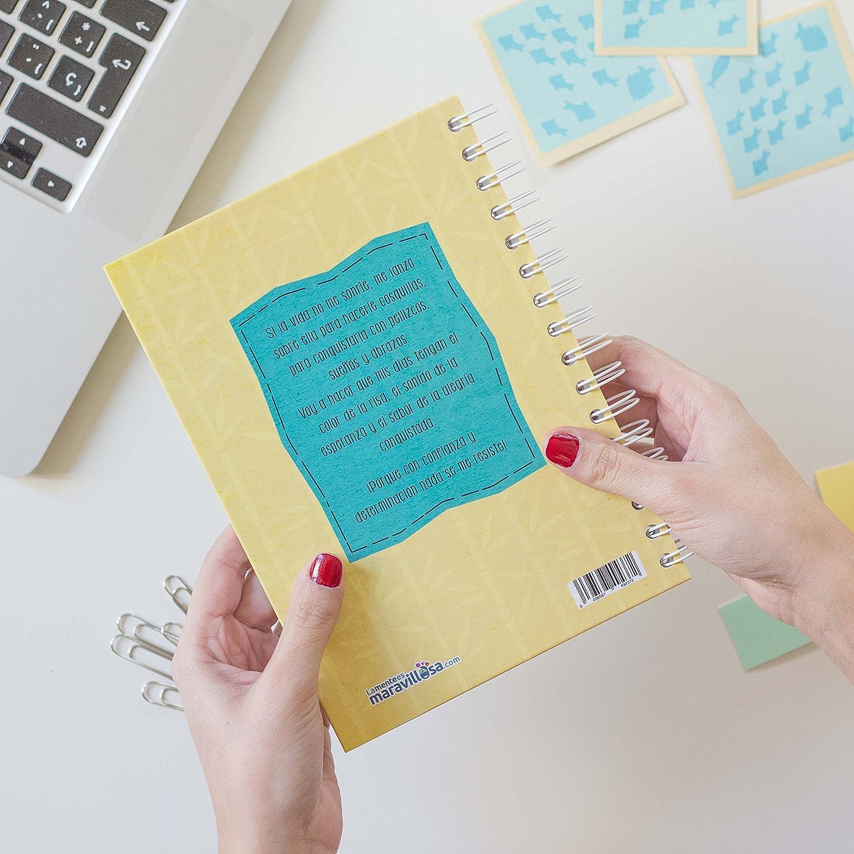 Amazon.com : La Mente es Maravillosa - Cuaderno A5 (Cuando ...