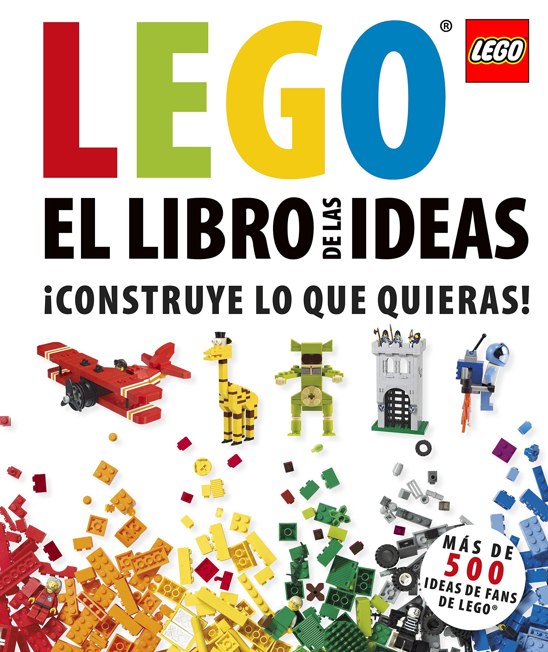 LEGO El libro de las ideas: Amazon.es: Daniel Lipkowitz: Libros