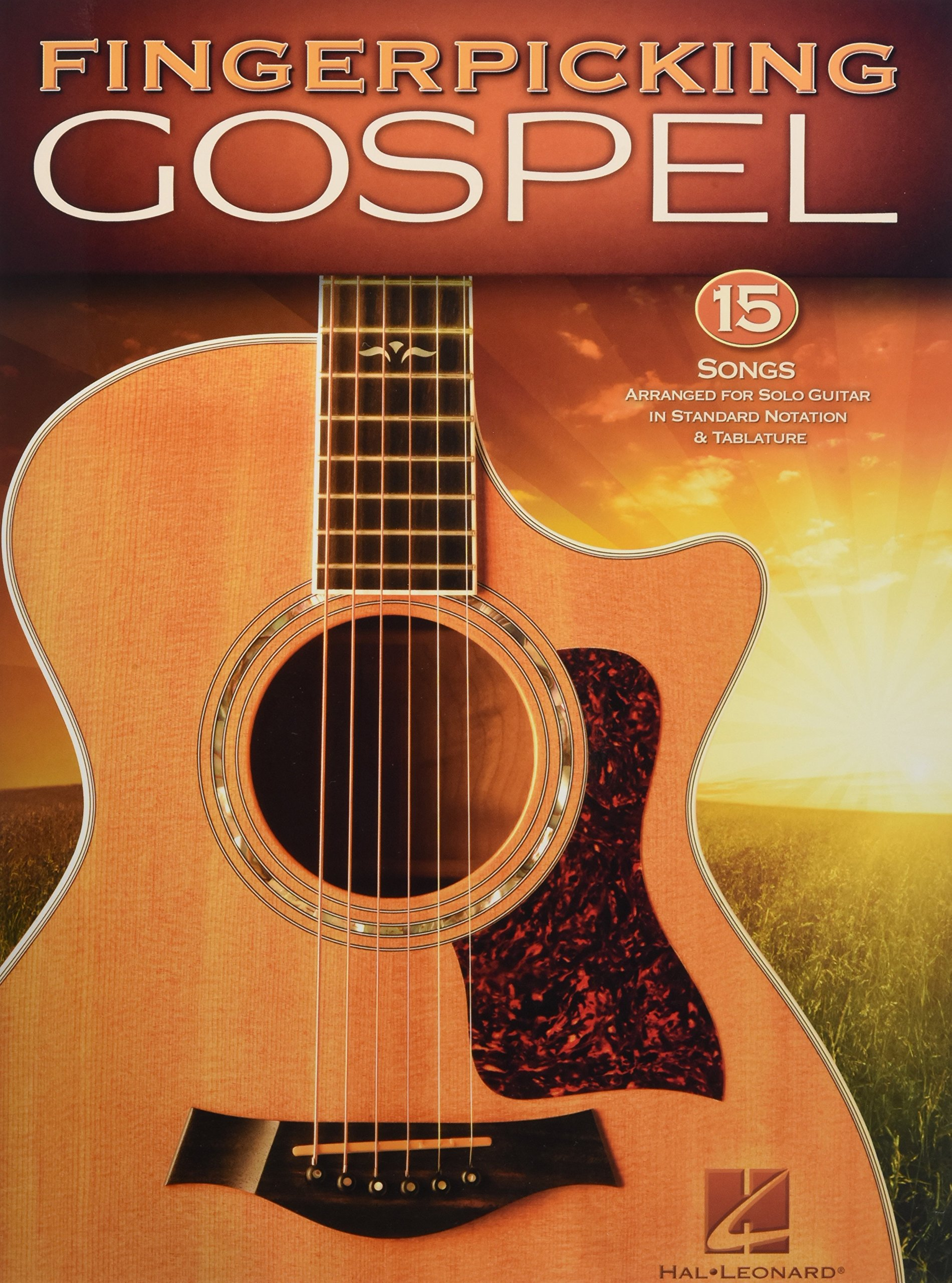 Fingerpicking Gospel (Guitar Solo): Hal Leonard Corp.: 9781423468776:  Amazon.com: Books
