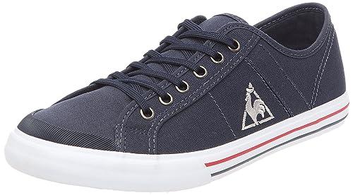 Le Coq Sportif Zapatillas Lona Saint Malo Marino EU 40: Amazon.es: Zapatos y complementos