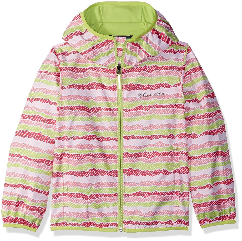 Columbia Kids' Toddler Mini Pixel Grabber Ii Wind Jacket 1544291