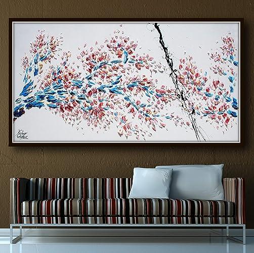 Amazon Com Tree Painting 67 Sakura Japanese Cherry Tree For