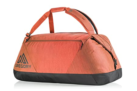 Gregory Mountain Products Stash Duffel Bag Travel, Expedition, Storage Wide Mouth Opening, Water Resistant Fabric, Removable Over-The-Shoulder Strap Luggage for Your Adventures