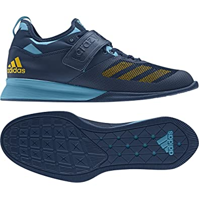Adidas Crazy Power Weightlifting Zapatillas - AW17: Amazon.es: Zapatos y complementos