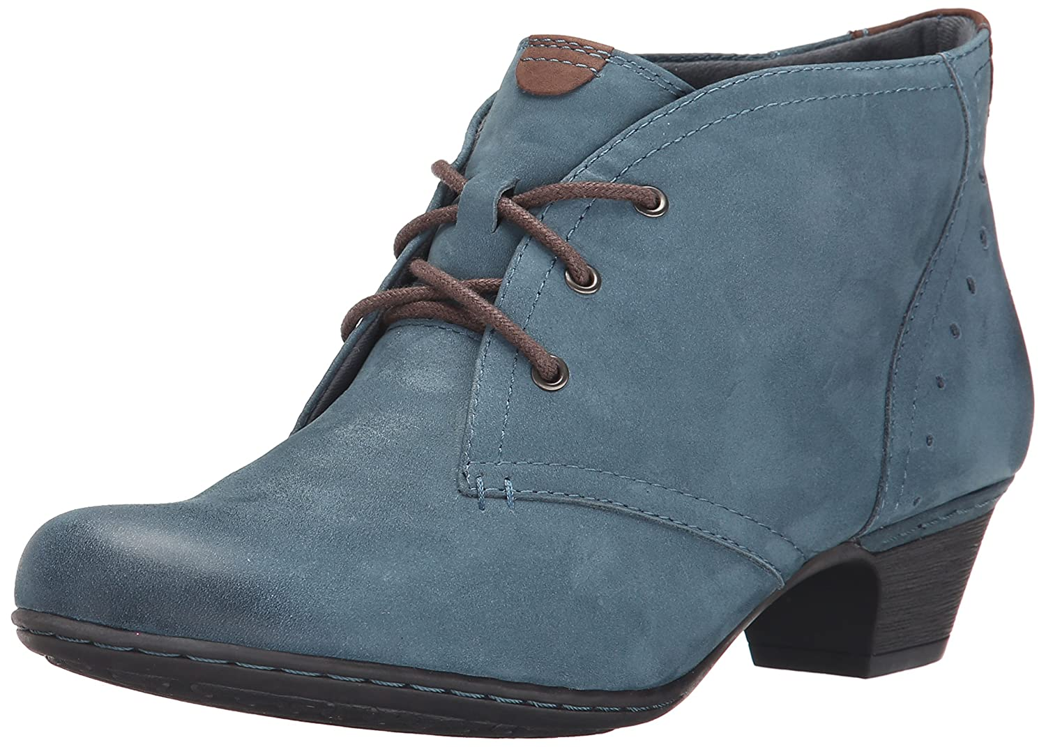 Cobb Hill Rockport Women's Aria-Ch Boot B00SJW5M9A 10 B(M) US|Blue