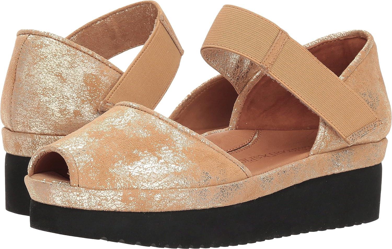 L`Amour Des Pieds Womens Amadour Sandal B07CRQ4MD8 6.5 M US|Gold Leather