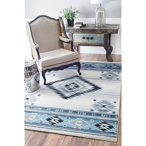 Southwestern Style Rugs: Amazon.com