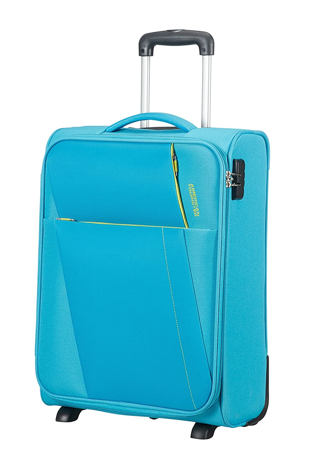 AMERICAN TOURISTER Joyride - Upright 55/20 Bagage Cabine, 55 cm, 40.5 liters, Bleu (Hawaii Blue) 89151/6323