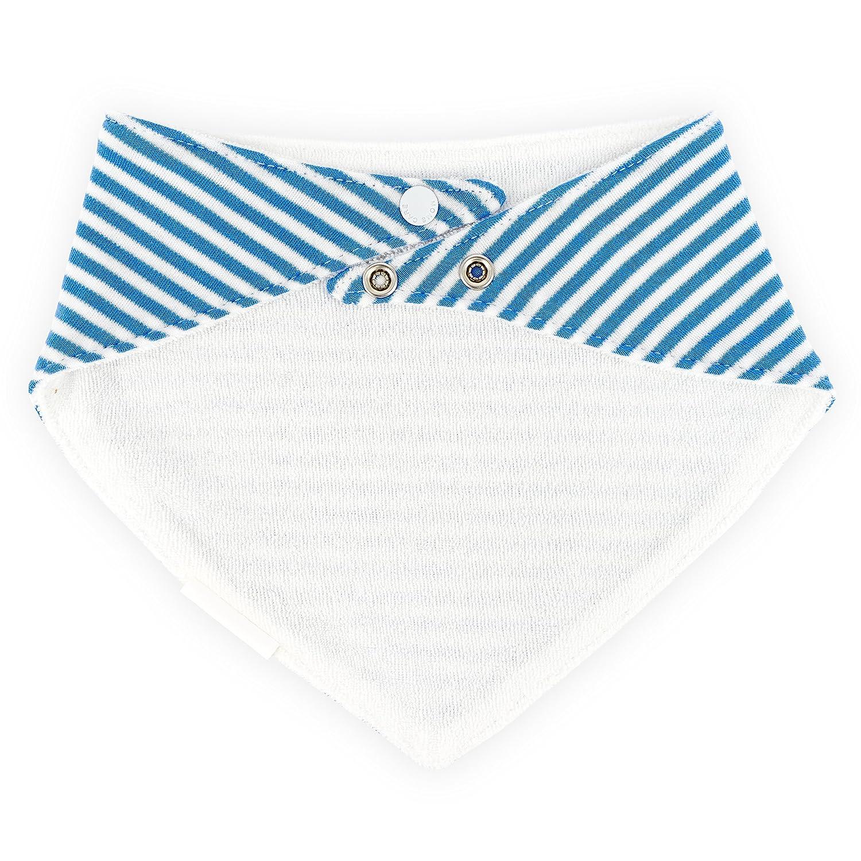 Paquete de 6 Dise/ños para Beb/é Ni/ñas Ateid Tri/ángulo Rizo Baberos de algod/ón