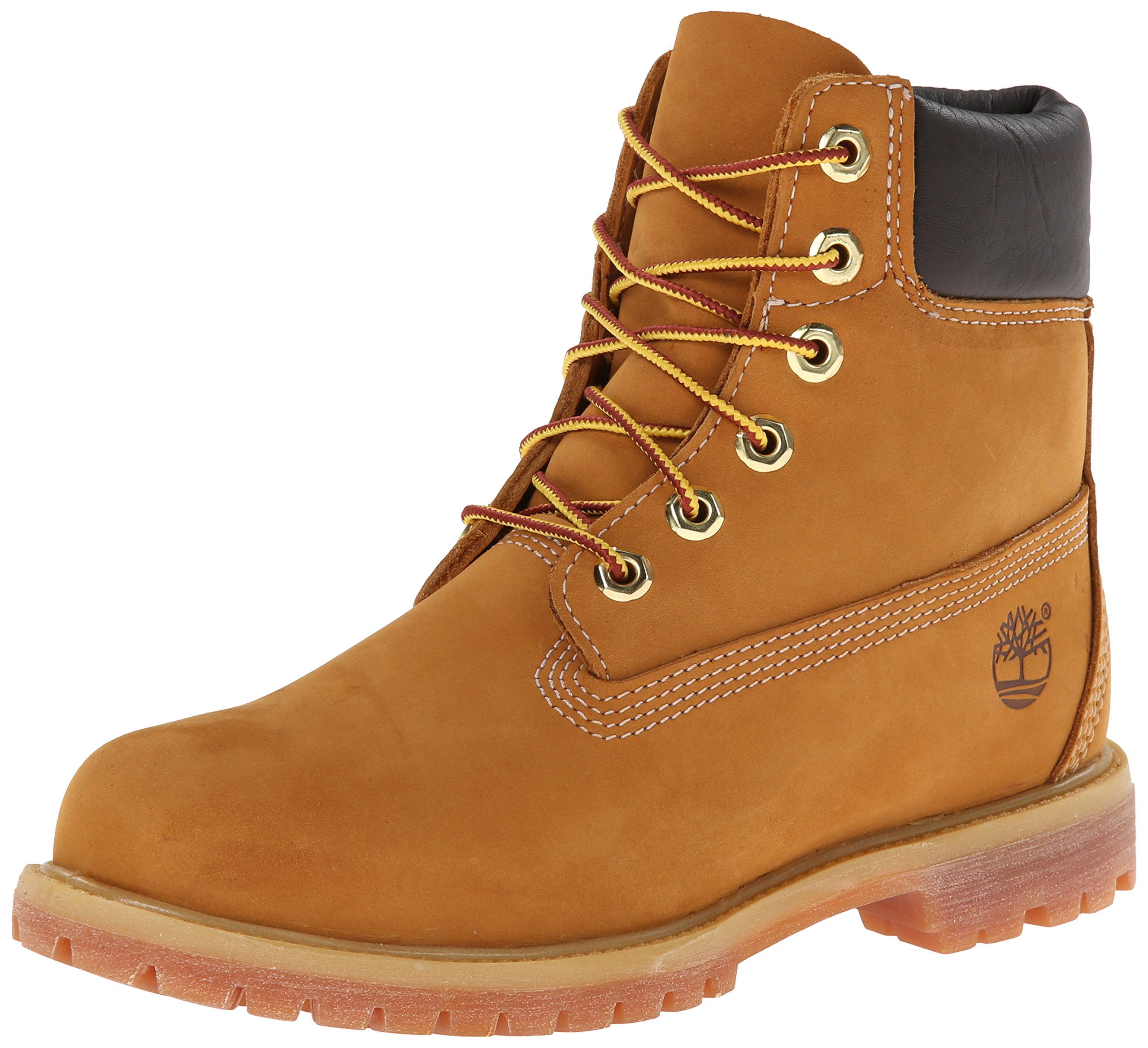 Timberland Women's 6-Inch Premium Boot,Wheat,8.5 W US
